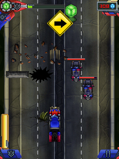 Tải game Transformers 3